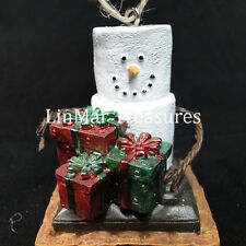 S'mores Ornament with Christmas Presents Midwest CBK