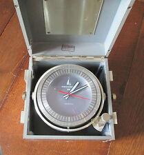 MEMOSAIL orologio da barca elettronico anni '70 ships clock