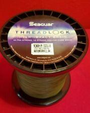 Seaguar Threadlock Braid Green 130 Lb Test 600 Yards Saltwater Fishing Line