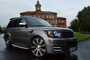 Range Rover Sport Non Wide Full Body Kit L320 Conversion Tuning