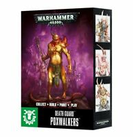 Easy to Build Death Guard Poxwalkers Warhammer 40K NIB Flipside