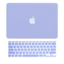 "2IN1 SERENITY BLUE Matte Case + Keyboard Cover for Macbook AIR11"" A1370/A1465"