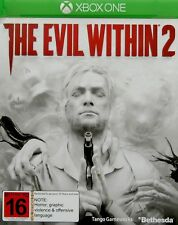 The Evil Within 2  Xbox One Game *** Brand New/Sealed & AU Stock***