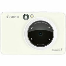 Canon Zoemini S Pocket Instant Camera - Pearl White
