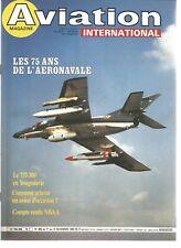 AVIATION MAGAZINE N°905 737-300 EN YOUGOSLAVIE / COMMENT ACHETER UN AVION OCCAS.
