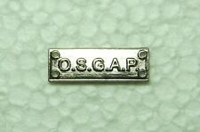 United Nations OSGAP ribbon clasp, bar, for UNIFIL medals