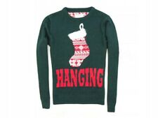 *K Burton Menswear Mens Sweather Christmass M