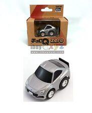 TOMYTEC Choro Q Zero Z-12d Subaru BRZ 86 Scion FR-S , silver *FREE SHIPPING