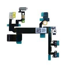Nuovo potere di Sostituzione Cavo Flessibile-INTERRUTTORE MUTE-pulsanti di volume per iPhone 5S