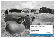 Fotopapier SIHL MASTERCLASS Satin Baryta Paper 290 g/m² 44' Rolle 4848