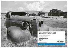 Fotopapier SIHL MASTERCLASS Satin Baryta Paper 290 g/m² A4 4848