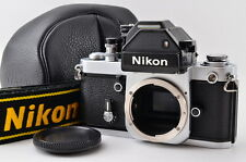 【EXC+++++w/ Case】Nikon F2-S 35mm SLR Film Camera Body from Japan 567K