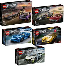 LEGO® Speed Champions 76904 76903 76902 76901 76900 Toyota GR Supra 06/21