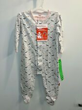 NEW Magnetic Me Magnificent Baby Smart Close Baby Girl Pink Sleeper Coverall6-9m