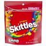 SKITTLES Original Candy, 9 Ounce Bag Grab N Go Size Bag, Classic Taste, USA
