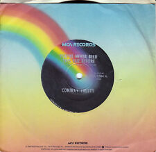 CONWAY TWITTY You Make It Hard / You've Never Been This Far Before 45