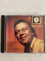 MATT MONRO - THE BEST OF MATT MONRO - CD - LIKE NEW - BORN FREE