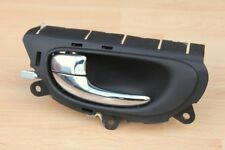 LEFT DOOR HANDLE BLACK - Jaguar X-Type 2001-2010