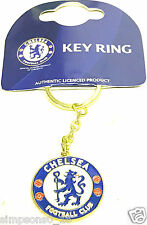 Chelsea Key Ring Official Football Club Gifts