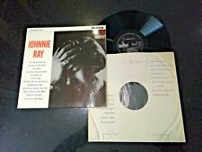 """JOHNNIE RAY """"JOHNNIE RAY"""" ORIG LIBERTY UK MONO LBY 1020 EX CONDITION"""