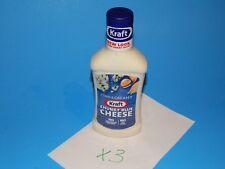 New Kraft Chunky Blue Cheese Dip & Salad Dressing 16oz Rich& Creamy 3 Pack / Lot
