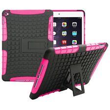 Ibrido Outdoor Cover Custodia Protettiva Fucsia per Apple iPad Air 2 Borsa Case