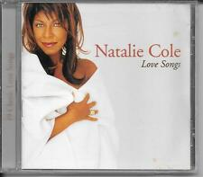 CD COMPIL 19 TITRES--NATALIE COLE--LOVE SONGS--2001