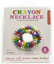 Kikkerland Crayon Necklace (4319)