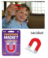 Traditional Mini Horseshoe Magnet Toy Christmas Stocking Filler Party Bags Gift