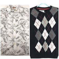Boy's Bundle Size M L Sweater Shirt Urban Pipeline