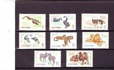 a123 - ROMANIA - SG3197-3204 MNH 1964 ANIMALS IN BUCHAREST ZOO
