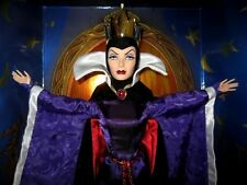 Evil Queen Doll Villains Collection from 1998 by Mattel #18626 Snow White Barbie