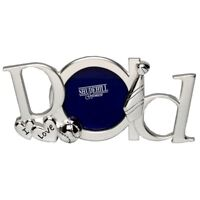 Dad Letter Message Photo Frame Fathers Day Daddy Step Dad Birthday Gift Present