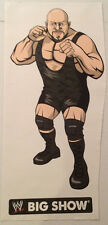 "WWE Kids Collection FATHEAD **Big Show** 11"" W x 21"" H - Vinyl Wall Graphics"