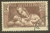 "FRANCE N°356 ""PROPHYLAXIE"" OBLITERE TB"