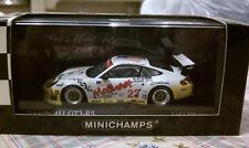 Minichamps 1:43 Porsche 911 GT3RS Sebring 2003 GT Class Winners Luhr Maassen