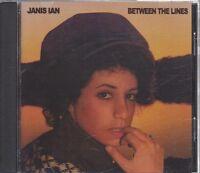 New CD - Janis Ian - Between The Lines