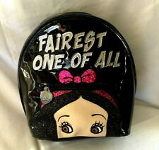 NEW w/TAG DISNEY X DANIELLE NICOLE FAIREST ONE OF ALL SNOW WHITE MINI BACKPACK