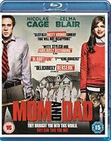 Mom and Dad Blu-ray [2018] [Region Free]
