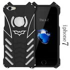 Batman Case Shockproof Aluminum Metal Cover For iPhone Samsung Galaxy Phone 6 7