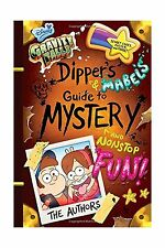 Gravity Falls Dipper's and Mabel's Guide to Mystery and Nonstop... Free Shipping