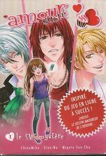 AMOUR SUCRE tome 1 Xian-Nu ChinoMiko Sen Chu manga shojo * amour sucré