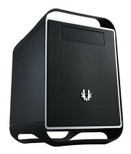BitFenix Prodigy M Micro ATX Gaming Cube Case - Midnight Black