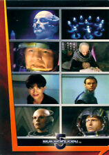 The Complete Babylon 5 Movie Triptychs Chase Card Set