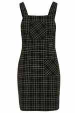 Polyester Checked Regular Size Work for Women