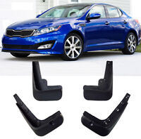 FIT FOR 2011 2012 2013 KIA OPTIMA SX MUD FLAP FLAPS SPLASH GUARD MUDGUARDS K5 TF