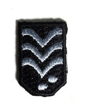 "Star Trek Deep Space 9 Chief O'Brien Rank 1"" Uniform Patch-FREE S&H (STPAT-45-R)"