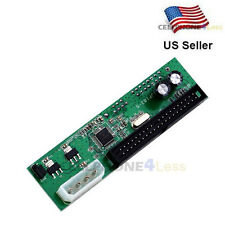Parallel ATA PATA/IDE TO SATA Converter Adapter For 3.5 HDD DVD - NEW