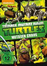 TEENAGE MUTAND NINJA TURTLES: S2 V1 MUTAGEN CHAOS   DVD NEU