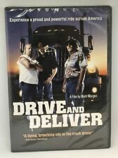 Drive and Deliver Documentary DVD (International Trucks) New